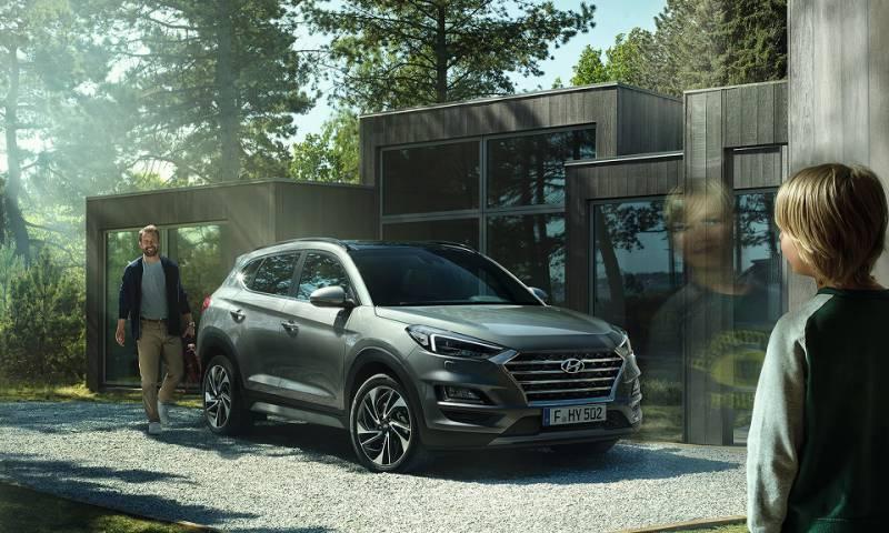 Descopera noul Hyundai Tucson