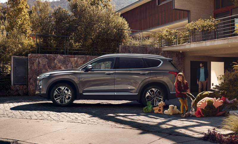 Noul Hyundai Santa Fe - Bucura-te de fiecare moment