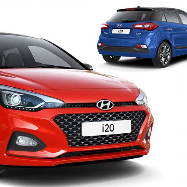 Hyundai prezinta noul i20