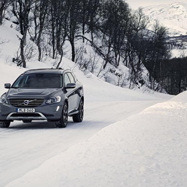 20% REDUCERE pentru rotile complete de iarna de la Volvo