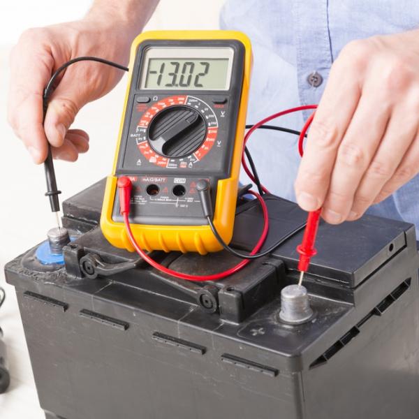 Verifică GRATUIT bateria automobilului tău Volvo