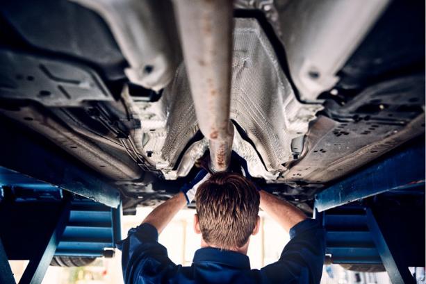 Garanție extinsă Volvo