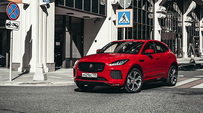 E-PACE Elite Edition 35.900 euro + TVA