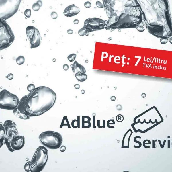 La Exclusiv Auto vei gasi mereu lichid AdBlue pentru motorul tau
