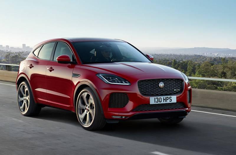 Exclusiv Auto ti-a pregatit o oferta de nerefuzat pentru modelul Jaguar E-PACE