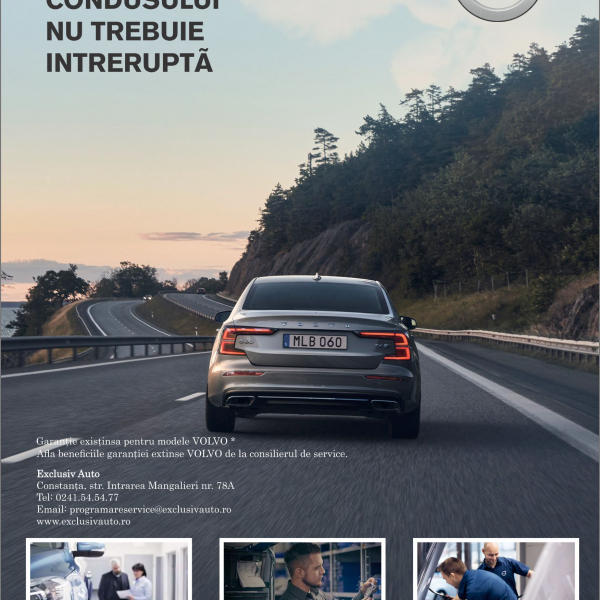 Garantie extinsa la Volvo