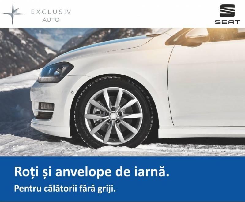 Ofertă roţi şi anvelope de iarnă SEAT