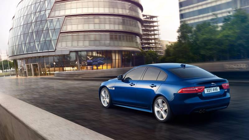 Programul Jaguar Refresh Performance