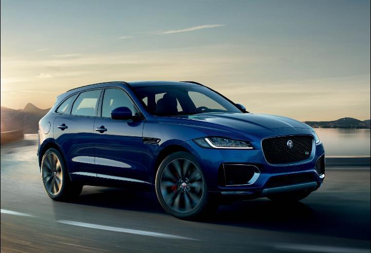 Atinge un nou  nivel de performanţă cu Jaguar F-Pace