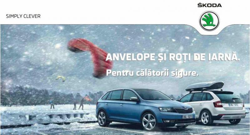 Călătorii sigure cu automobilul tău Skoda