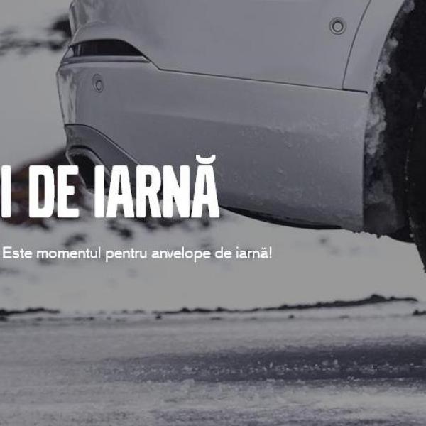 20% REDUCERE pentru roțile complete de iarnă la automobilele Volvo