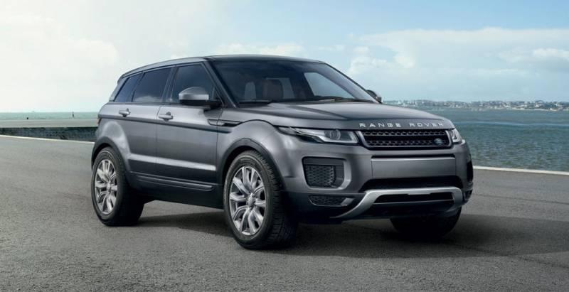 Ediţie limitată Range Rover Evoque SE