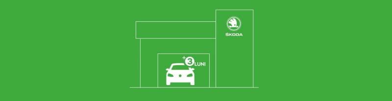 Prelungirea Perioadei de Garantie pentru autovehiculele SKODA