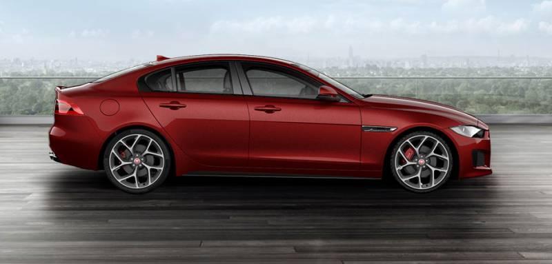Profita de oferta Jaguar XE RWD