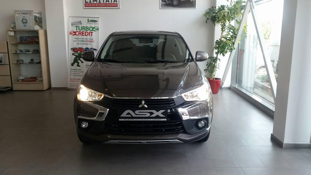 MY17 ASX 1,6 Diesel M/T Intense+ 4WD AS&G