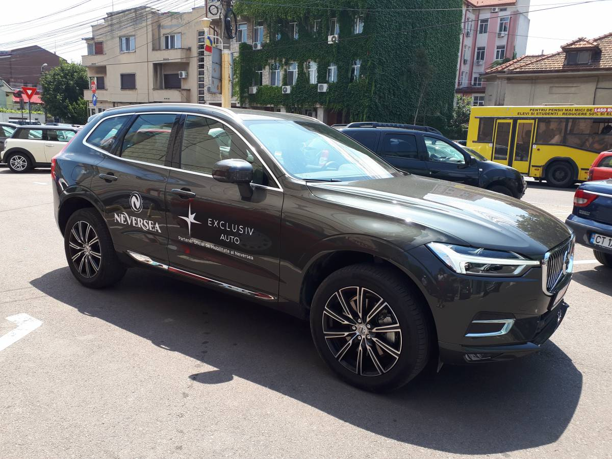 Volvo XC60 D5 AT8 AWD