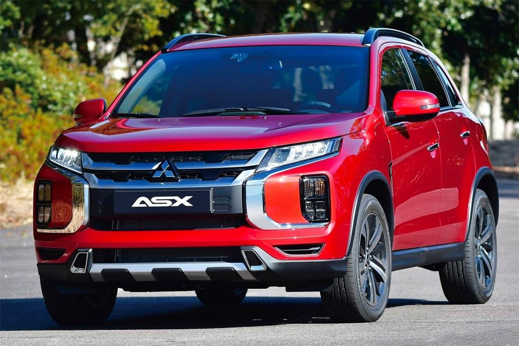 Oferta speciala Mitsubishi ASX 2.0 Intense 4WD CVT