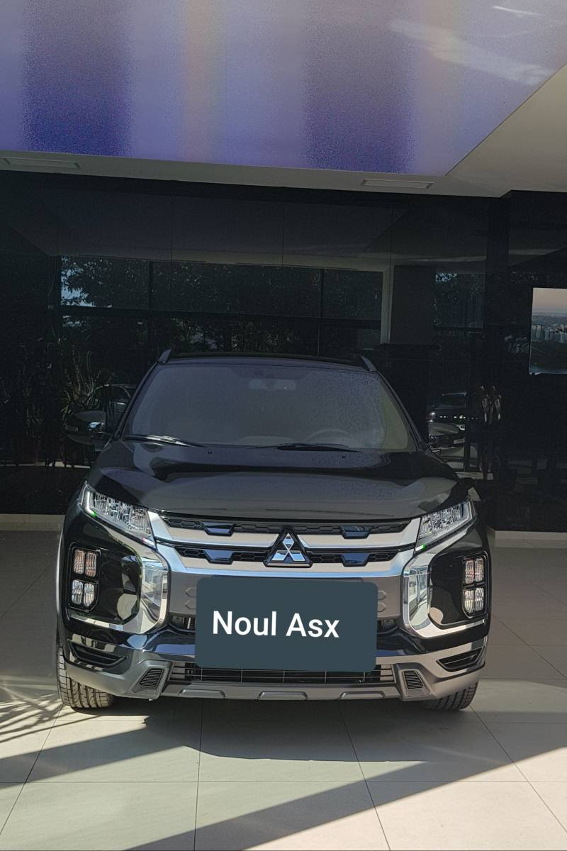 ASX 2.0L 4WD CVT Intense