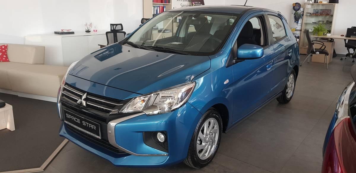 Oferta prin Programul Remat SPACE STAR 1.2L 2WD MT Invite : Mitsubishi SPACE STAR