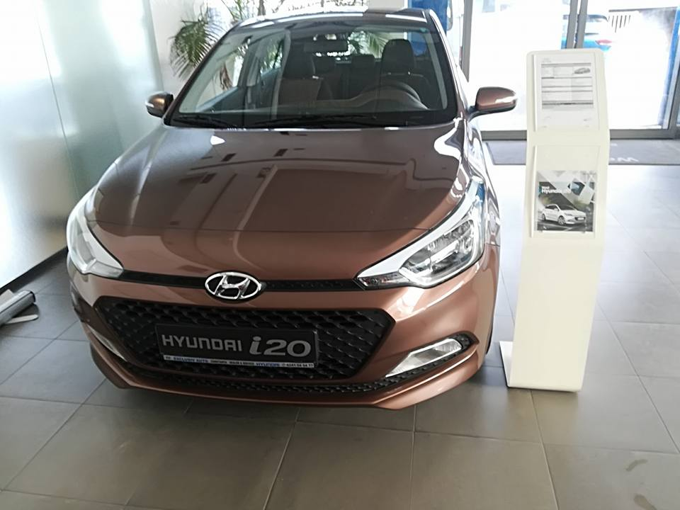 NEW i20 5DR 1.25 84CP COMFORT