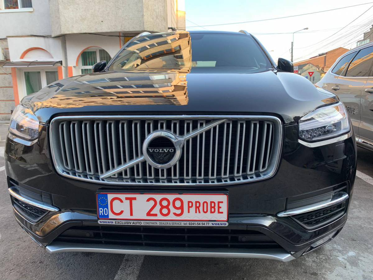Volvo XC90 D5 AT8 AWD