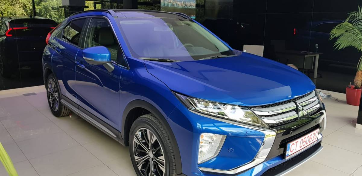 MY20 ECLIPSE CROSS Intense 1.5TC CVT 4WD : Mitsubishi ECLIPSE CROSS