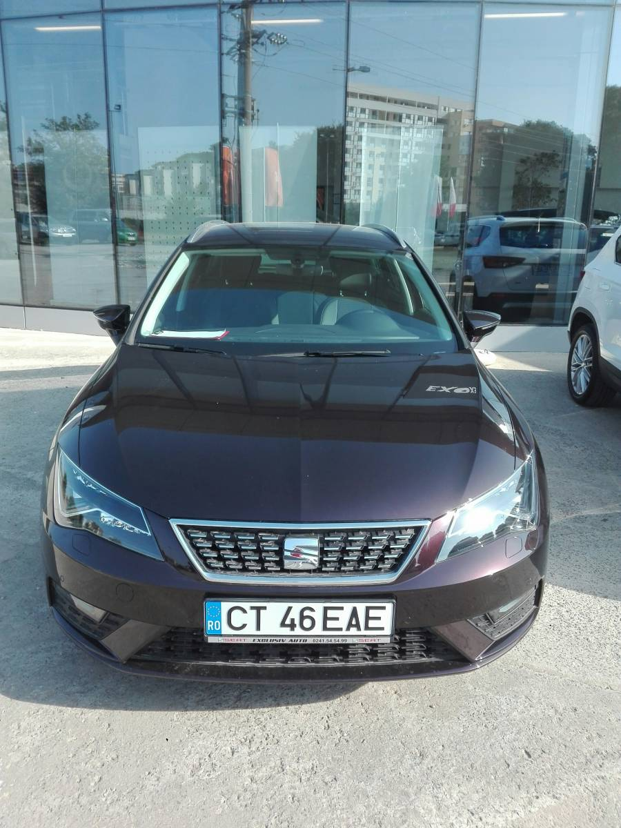 SEAT Leon ST XCELLENCE 1.4 TSI St&Sp , 150 CP/ 110 KW