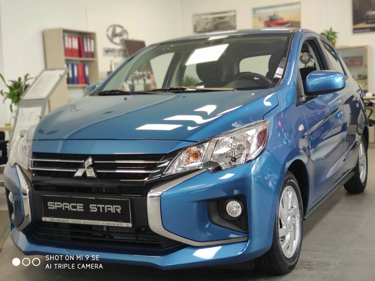 NEW MITSUBISHI SPACE STAR : Mitsubishi SPACE STAR