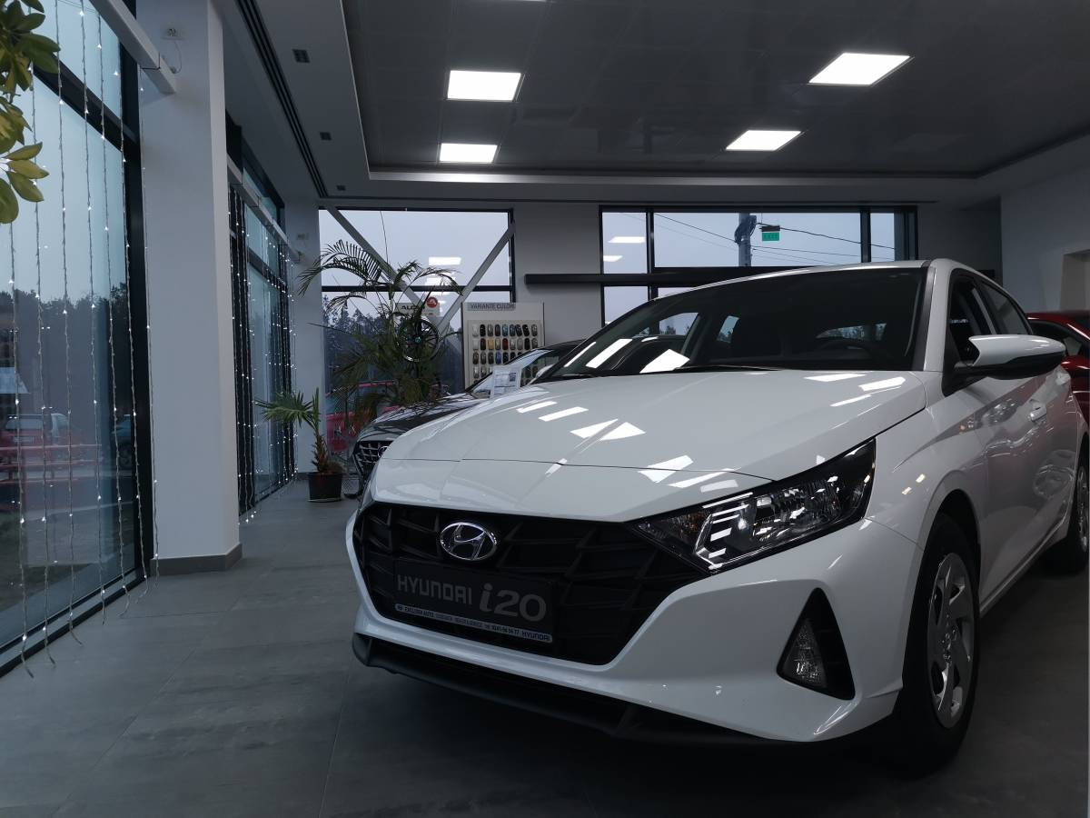 New i20 5DR 1.20 84CP Comfort : Hyundai i20