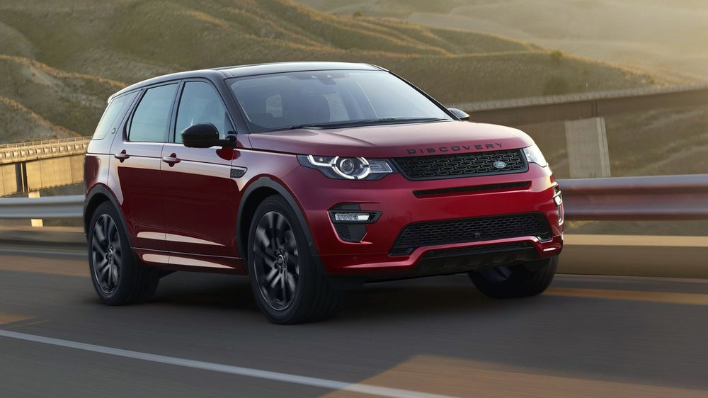 oferta land rover discovery sport