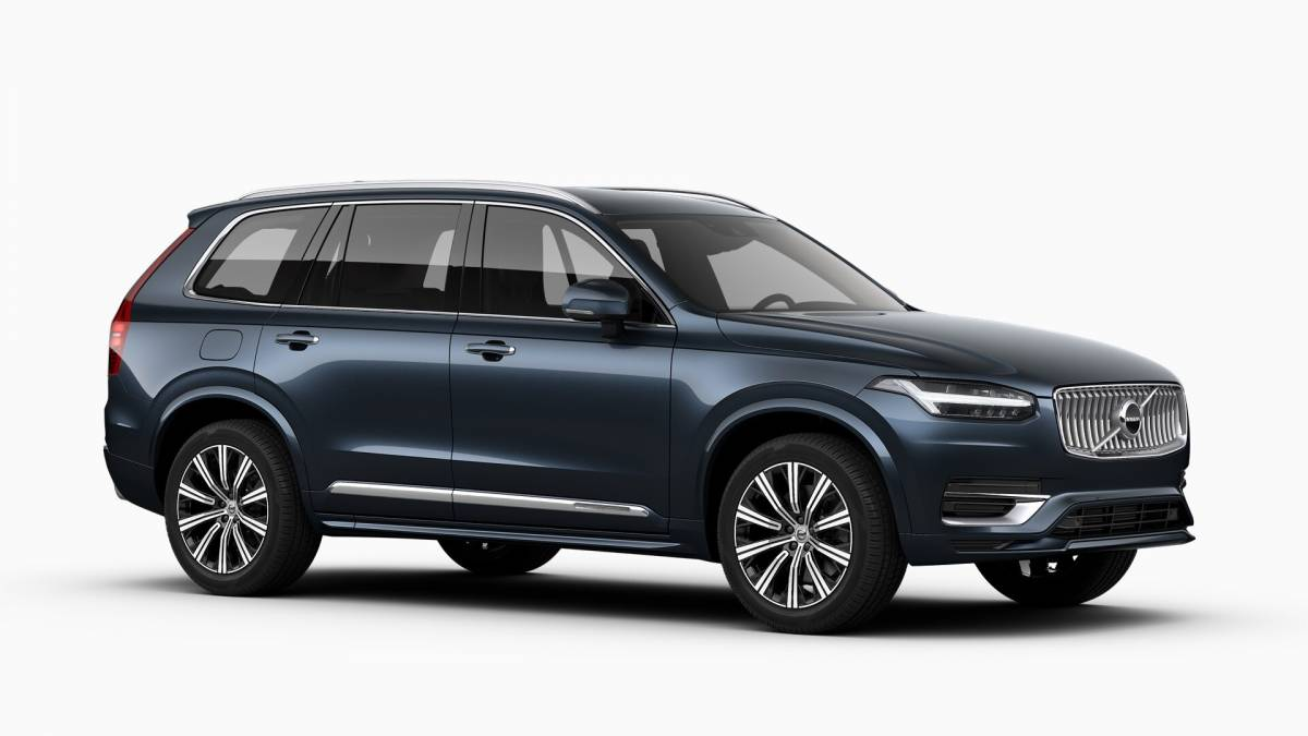 Volvo XC90 T6 AT8 AWD : Volvo XC90