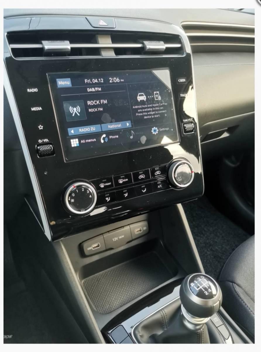 NOUL TUCSON 1.6T-GDi 150CP 2WD 6MT Comfort