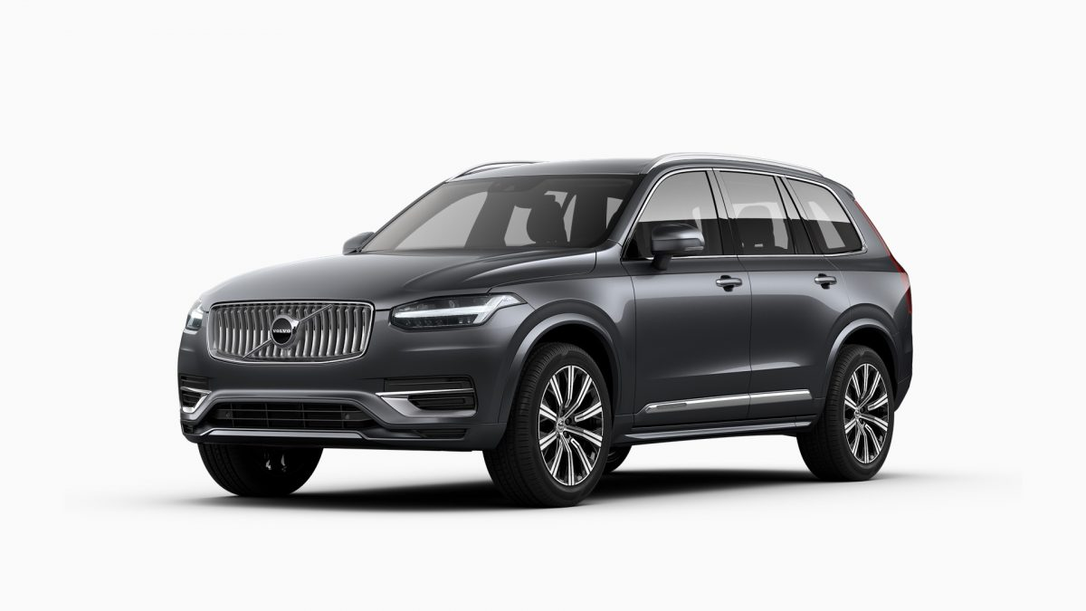 Volvo XC90 T5 AT8 AWD : Volvo XC90